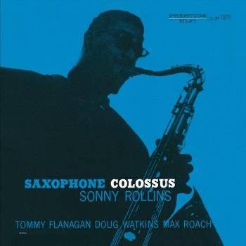 Cover Saxophone Colossus