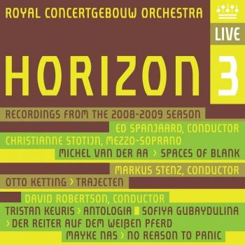 Cover Horizon 3 (Recordings from the 2008-2009 Season) [Live]