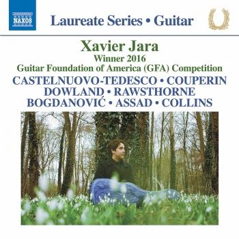 Cover Xavier Jara Guitar Recital