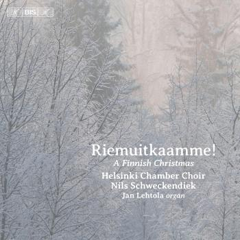Cover Riemuitkaamme!: A Finnish Christmas