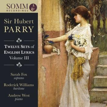 Cover Parry: 12 Sets of English Lyrics, Vol. 3