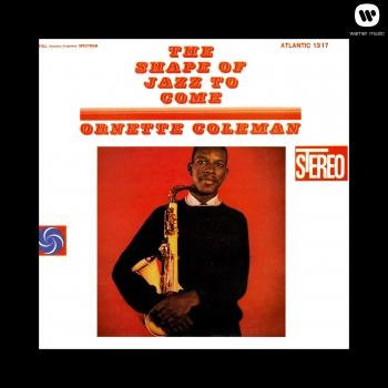 Cover The Shape Of Jazz To Come (Stereo)