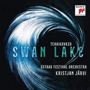 Cover Tchaikovsky: Swan Lake Ballet Music
