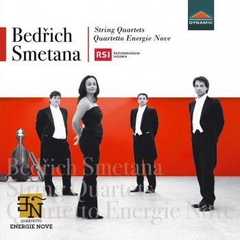 Cover Smetana: String Quartets Nos. 1 & 2