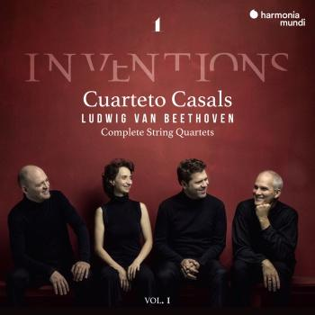 Cover Beethoven: Inventions 1