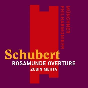 Cover Schubert: Overture to Rosamunde
