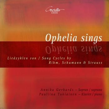 Cover Ophelia sings