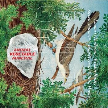 Cover Animal, Vegetable, Mineral