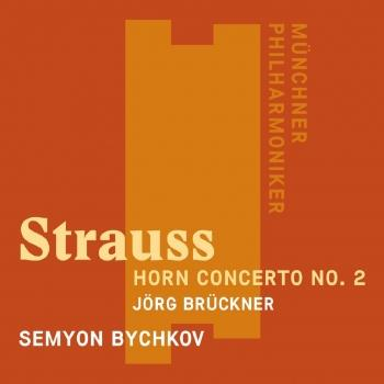 Cover R. Strauss: Horn Concerto No. 2
