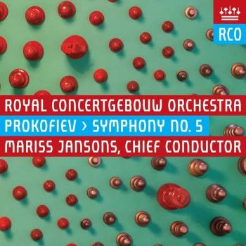 Cover Prokofiev: Symphony No. 5 in B-Flat Major, Op. 100