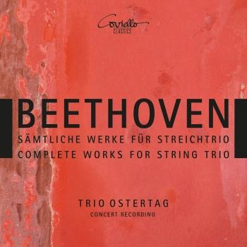 Cover Beethoven: Complete Works for String Trio