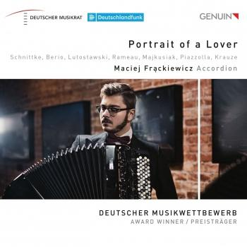 Cover Portrait of a Lover