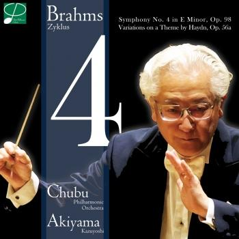 Cover Brahms: Symphony No. 4 in E Minor, Op. 98 (Live)