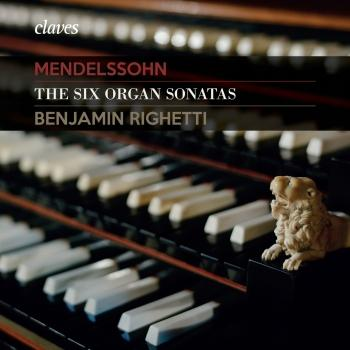 Cover Mendelssohn: The Six Organ Sonatas