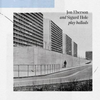 Cover Jon Eberson and Sigurd Hole Play Ballads