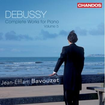 Cover Debussy: Complete Works for Solo Piano, Vol. 5