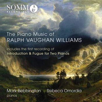 Cover The Piano Music of Ralph Vaughan Williams