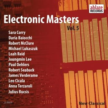Cover Electronic Masters, Vol. 5