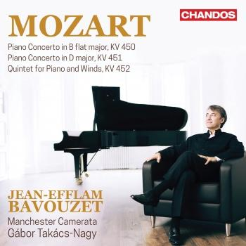 Cover Mozart: Piano Concertos, Vol. 3