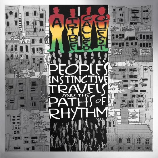 Cover People's Instinctive Travels and the Paths of Rhythm (25th Anniversary Edition)