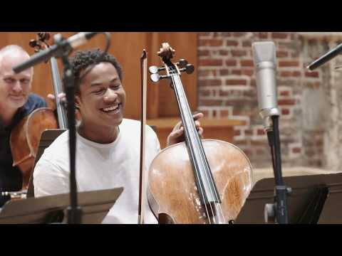Video Sheku Kanneh-Mason & Sir Simon Rattle