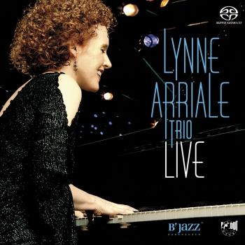 Cover Lynne Arriale Trio Live