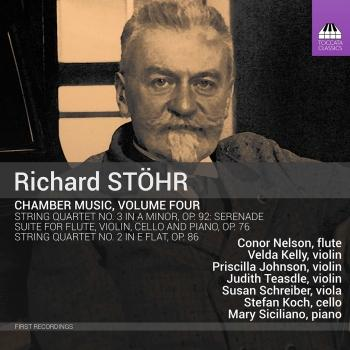 Cover Stöhr: Chamber Music, Vol. 4