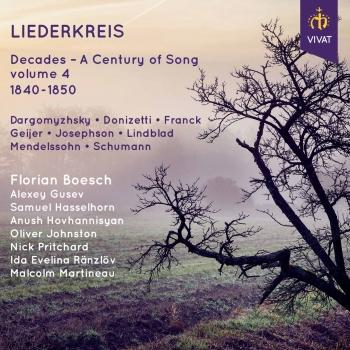Cover Decades: A Century of Song, Vol. 4 (1840-1850)