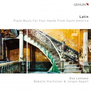 Cover Gottschalk, Gardel, Piazzolla & Others: Works for Piano 4 Hands