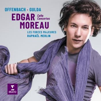 Cover Offenbach & Gulda: Cello Concertos