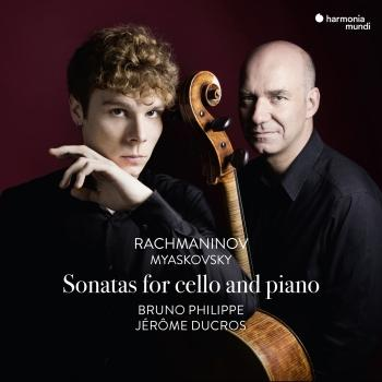 Cover Rachmaninov & Myaskovsky: Sonatas for Cello and Piano