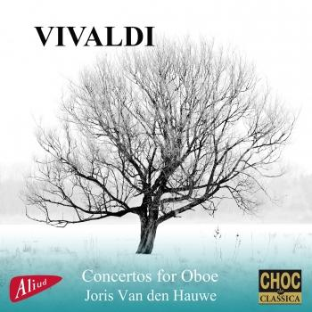 Cover Vivaldi, Concertos for Oboe