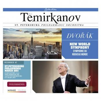 Cover Dvorak: Symphony No. 9 from the new world in E Minor Op. 95