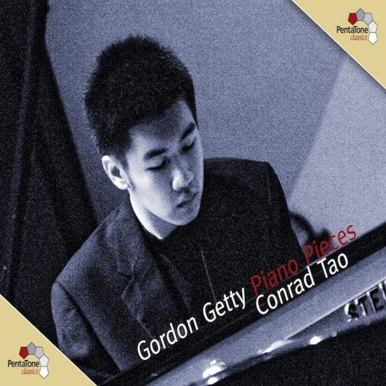 Cover Getty: Piano Pieces
