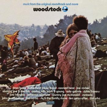 Cover Woodstock: Music From The Original Soundtrack And More, Vol. 1