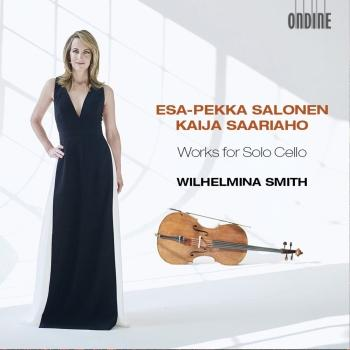 Cover Salonen & Saariaho: Works for Solo Cello