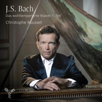 Cover Bach: The Well-Tempered Clavier, Book 1