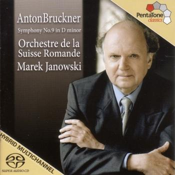 Cover Bruckner: Symphony No. 9 in D minor Nowak Edition