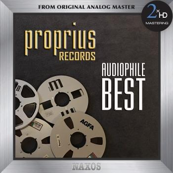 Cover Proprius Records Audiophile Best