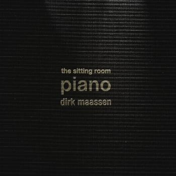 Cover The Sitting Room Piano (Chapter I)