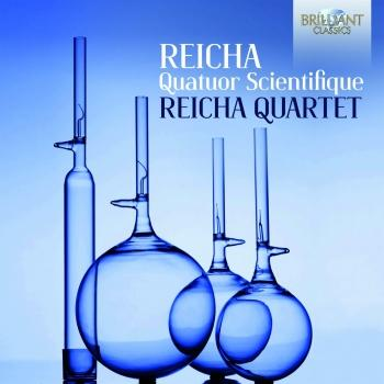 Cover Reicha: Quatuor Scientifique