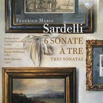 Cover Sardelli: 6 Sonate a Tre