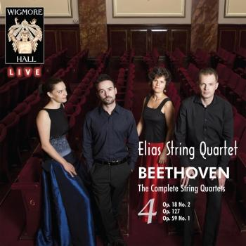 Cover Beethoven: The Complete String Quartets, Vol. 4