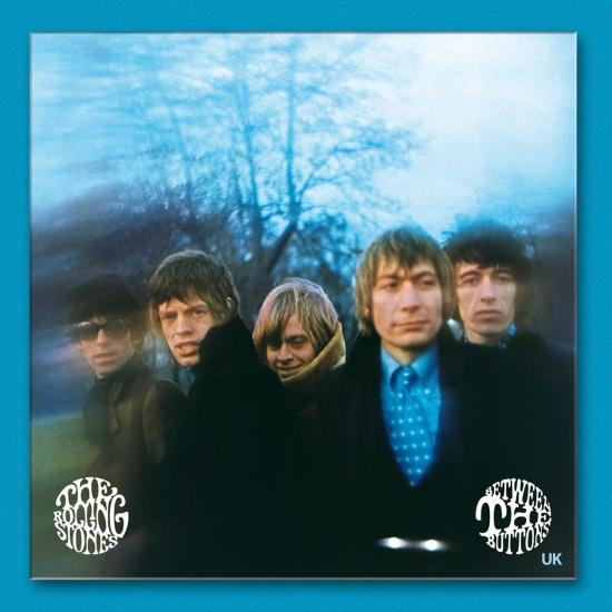 Cover Between The Buttons (UK-Version)