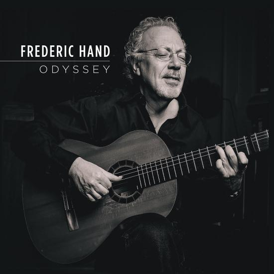 Cover Frederic Hand: Odyssey
