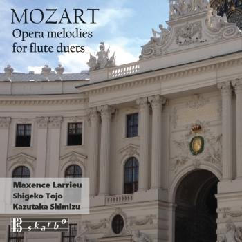 Cover Mozart: Opera Excerpts (Arr. for Flute Duo)