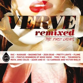 Cover Verve Remixed: The First Ladies