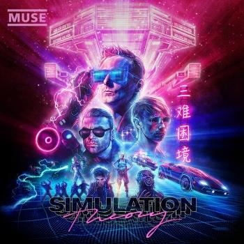 Cover Simulation Theory (Deluxe)