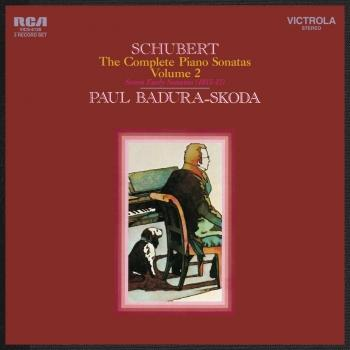 Cover Schubert: Seven Early Sonatas (1815-1817) Remastered
