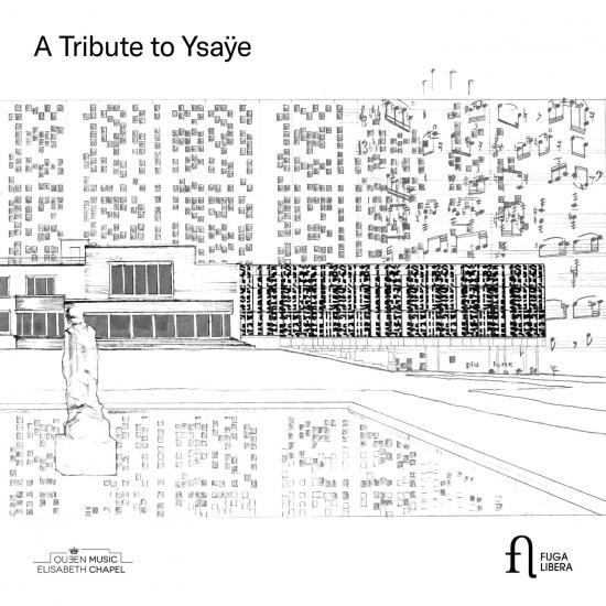 Cover A Tribute to Ysaÿe